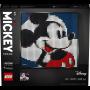 LEGO ART 31202 DISNEY S MICKEY MOUSE