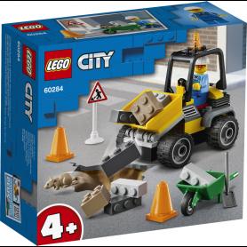 LEGO CITY GREAT VEHICLES 60284 RUSPA DA CANTIERE