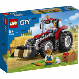 LEGO CITY GREAT VEHICLES 60287 TRATTORE