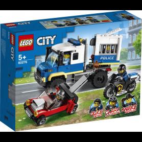 LEGO CITY POLICE 60276 TRASPORTO DEI PRIGIONIERI DELLA POLIZIA