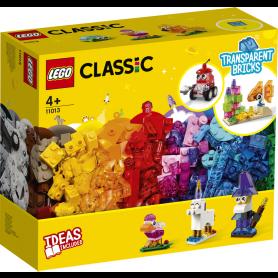 LEGO CLASSIC 11013 MATTONCINI TRASPARENTI CREATIVI
