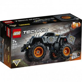 LEGO TECHNIC 42119 MONSTER JAM   MAX-D