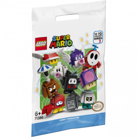 LEGO SUPER MARIO 71386 MINIFIGURES PERSONAGGI A SORPRESA SERIE 2