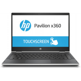HP PAVILION X360 14-CD0002NL NOTEBOOK 14  TOUCH  8GB-SSD128-SHARED-WIN10