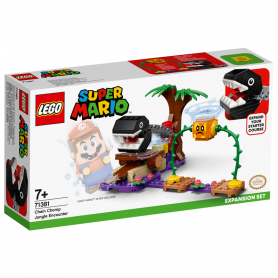 LEGO SUPER MARIO 71381 INCONTRO NELLA GIUNGLA DI CATEGNACCIO