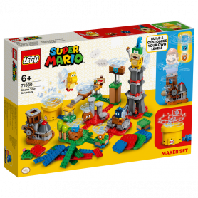 LEGO SUPER MARIO 71380 COSTRUISCI LA TUA AVVENTURA - MAKER PACK