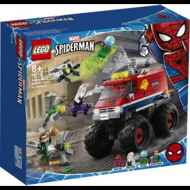 LEGO SUPER HEROES 76174 MONSTER TRUCK DI SPIDER-MAN VS. MYSTERIO