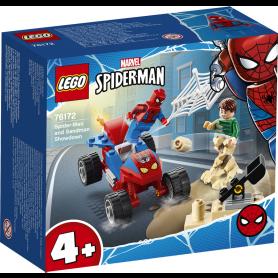 LEGO SUPER HEROES 76172 LA RESA DEI CONTI TRA SPIDER-MAN E SANDMAN