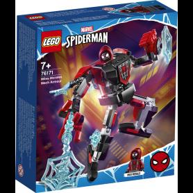 LEGO SUPER HEROES 76171 ARMATURA MECH DI MILES MORALES