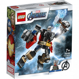 LEGO SUPER HEROES 76169 Avengers – Mech di Thor