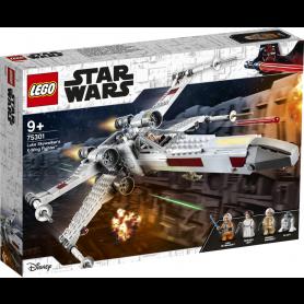 LEGO STAR WARS TM 75301 X-WING FIGHTER DI LUKE SKYWALKER