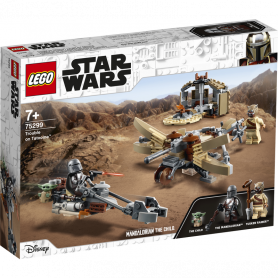 LEGO STAR WARS TM 75299 ALLARME SU TATOOINE
