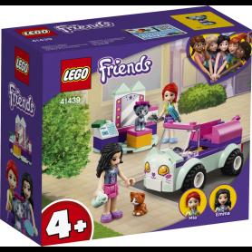 LEGO FRIENDS 41439 MACCHINA DA TOLETTA PER GATTI