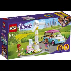 LEGO FRIENDS 41443 L AUTO ELETTRICA DI OLIVIA