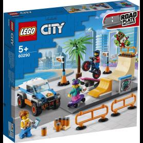 LEGO MY CITY 60290 SKATE PARK