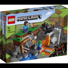 LEGO MINECRAFT 21166 La miniera abbandonata