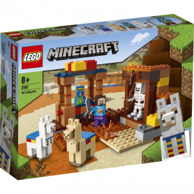 LEGO MINECRAFT 21167 Il Trading Post