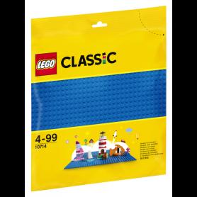 LEGO CLASSIC 10714 BASE BLU