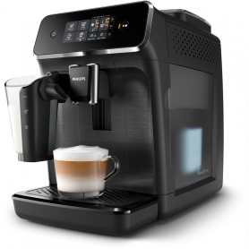 PHILIPS EP2230/10 MACCH.CAFFE SERIE 2200 SUPERAUT. NERO OPACO LATTE