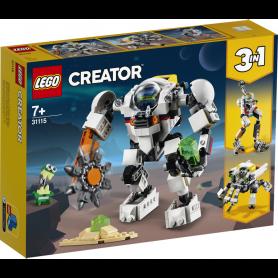 LEGO CREATOR 31115 MECH PER ESTRAZIONI SPAZIALI