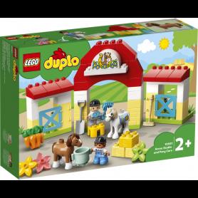 LEGO DUPLO TOWN 10951 MANEGGIO