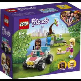 LEGO FRIENDS 41442 IL BUGGY DI SOCCORSO DELLA CLINICA VETERINARIA
