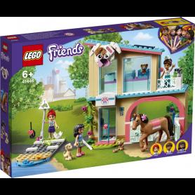 LEGO FRIENDS 41446 LA CLINICA VETERINARIA DI HEARTLAKE CITY