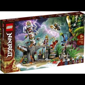 LEGO NINJAGO 71747 IL VILLAGGIO DEI GUARDIANI