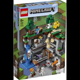 LEGO MINECRAFT 21169 LA PRIMA AVVENTURA