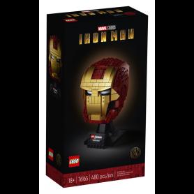 LEGO SUPER HEROES 76165 CASCO DI IRON MAN