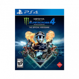 MILESTONE Monster Energy Supercross 4 PS4