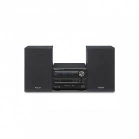 PANASONIC SCPM250BEG STEREO MICRO DAB C/CD RDS MP3 USB BLACK