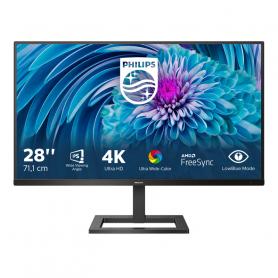 PHILIPS 288E2A/00 Monitor 28  3840X2160 Speaker IPS 300cd/m 4MS X2HDMI-DP