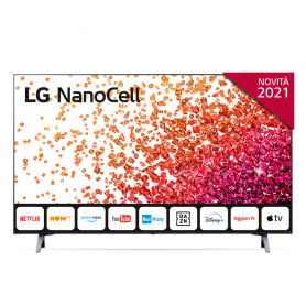 LG 43NANO756PA.API SMART TV HDR10 WIFI SAT 3 HDMI 2 USBNA