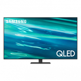 SAMSUNG QE65Q80AAT TVC LED 65 4K SMART HDR10  WIFI QLED 4 HDMI 2USBF