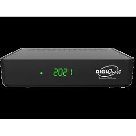 DIGIQUEST MX5 DECODER DIG TERR MEDIA PLAYER USB  12V REGISTR.