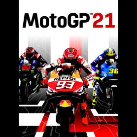 MILESTONE MotoGP 21 SWITCH