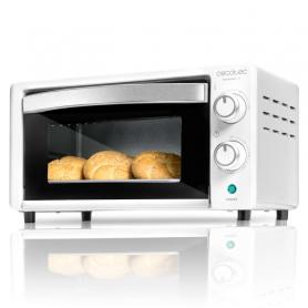 CECOTEC 02206 FORNO EL 10LT BAKE TOAST 490 1000W  230 CTIMER 60
