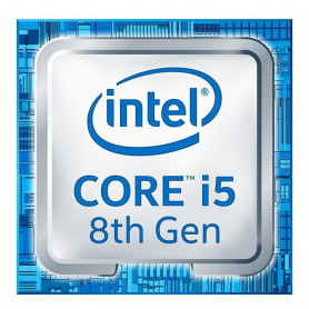 INTEL CORE I5-8400 2,8GHZ 1151 9mb 65W six core CPU   Ventola