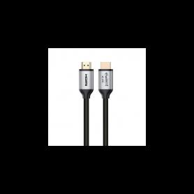 EWENT EC1346 CAVO HDMI 2.0 PREMIUM CON ETH. , 4K 60HZ, CONETT DORATI, 1.8MT