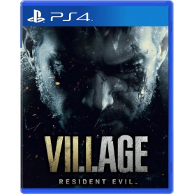CAPCOM Resident Evil Village PS4