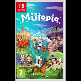 NINTENDO MIITOPIA SWITCH