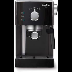 GAGGIA RI8433/11 MACC. CAFFE ESPRESSO VIVA STYLE BLACK