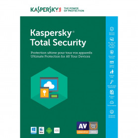 Kaspersky Total Security Multi-Device 20   ANNIVERS 2 User 1 anno KL1919T5BFS-8SY20