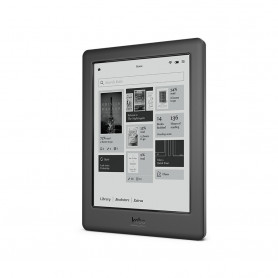 KOBO N587-KU-BK-K-EP TOUCH 2.0 EBOOK READER 6  4GB