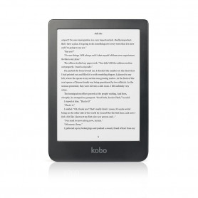 KOBO N249-KU-BK-K-EP CLARA HD display touch 6   8gb retroilliminzazione ComfortLightpro Ebook Reader