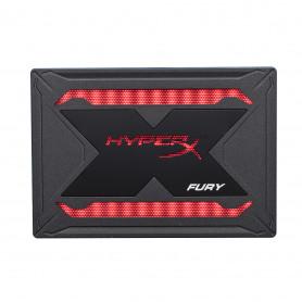 KINGSTON SHFR200/240G HYPERX FURY RGB SSD 240GB 2.5   SATA 3D-NAND 550MBSR/480MBSW