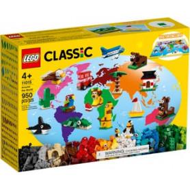 LEGO CLASSIC 11015 GIRO DEL MONDO ETA 4