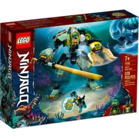 LEGO NINJAGO 71750 IDRO-MECH DI LLOYD ETA 7