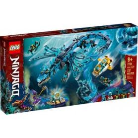 LEGO NINJAGO 71754 DRAGONE DELL ACQUA ETA 9